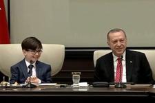 23 Nisan Çocukları koltukları devraldı! Hangi mesajları verdiler?