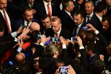 Erdoğan'dan İYİ Parti transferine ilk yorum
