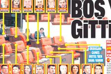 15 vekil İYİ Parti'ye ayrılan koltukları boş bıraktı
