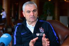Trabzonspor'da Çalımbay'ın yerine 5 aday