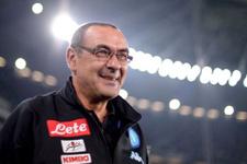 Maurizio Sarri'den taraftara skandal hareket