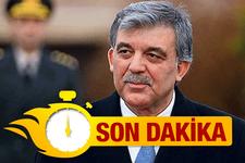 Bomba gelişme! Abdullah Gül kararı verdi! Yarın açıklıyor...