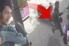 Saldırıya uğrayan hamile kadın dehşet anlarını anlattı