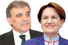 'Abdullah Gül'ün adaylığı Meral Akşener'e yarar'