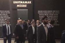Erbakan töreninde Karamollaoğlu'na Madımak sürprizi