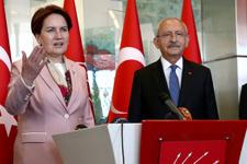 Meral Akşener aday mı? Kılıçdaroğlu ile görüştü bombayı patlattı