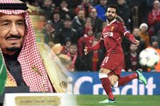 Suudi Arabistan'dan Salah'a görülmemiş hediye