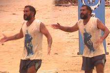 Survivor'da Ümit Karan'ı çileden çıkardıları!