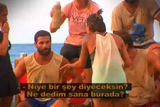 Survivor yeni bölüm tanıtımı Mustafa Kemal ile Elif arasında ipler geriliyor