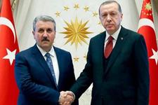 Erdoğan bugün Destici ile görüşecek! İttifak şekilleniyor