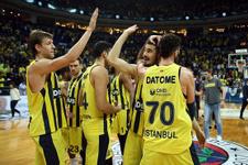 Fenerbahçe Doğuş Avrupa'da tarih yazıyor