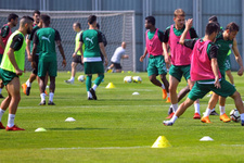 Bursaspor'un Konyaspor hazırlığı