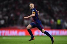 Andres Iniesta Barcelona'dan ayrılıyor