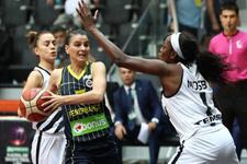 Fenerbahçe deplasmanda Beşiktaş'ı devirdi