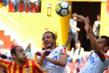 Kayserispor Alanyaspor maçı golleri ve özeti