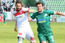 Giresunspor  Samsunspor'u ateşe attı!