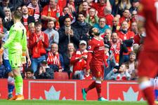 Salah sustu Liverpool kazanamadı