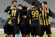 İstanbulspor sahasında 4-4'lük