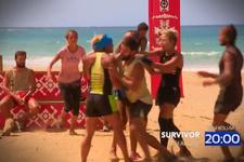 Survivor yeni bölüm fragmanı Elif ile Birsen birbirine giriyor