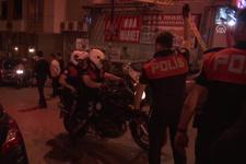 İstanbul'da kahvehane uzun namlulu silahlarla tarandı! Yaralılar var
