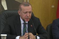 Cumhurbaşkanı Erdoğan'dan Abdullah Gül için flaş sözler