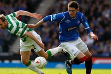 Celtic derbide Rangers'a 5 atıp şampiyon oldu