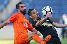 Başakşehir Osmalıspor maçı golleri ve özeti