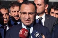 Bekir Bozdağ: CHP'nin ki siyasi ahlaksızlık