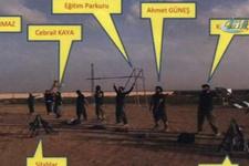 Ankara Garı saldırısı sanıklarının DEAŞ kampındaki fotoğrafları ortaya çıktı