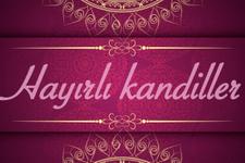 Kandil Mesajları-Resimli dualı en güzel Berat kandili SMS mesajları