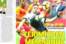 Günün spor gazete manşerleri! 30 Nisan 2018