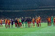Galatasaray evinde hiç yenilmedi
