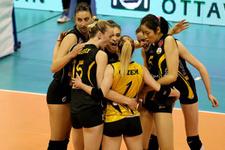 VakıfBank Romanya'da kupayı hedefliyor