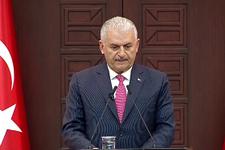 Başbakan Yıldırım'dan önemli açıklamalar
