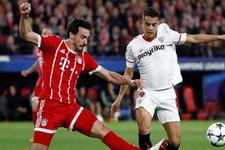 Bayern Münih deplasmanda Sevilla'yı devirdi