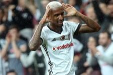 Beşiktaş'a Anderson Talisca'dan müjdeli haber!