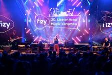 Fizy liselerarası müzik yarışması 2018-ödüller ne kaç para verilecek?