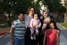 Gaziantep'e dev gibi park! Allaben Vadi Parkı Eylül'de hizmete sunulacak