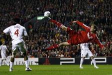 Peter Crouch'tan Galatasaray'a Ronaldo'lu gönderme!