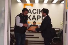 Vatandaş Devlete, 'Milletin Kapısı' açık kapı projesiyle ulaşıyor