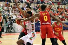 Karşıyaka Şampiyonlar Ligi'ne veda etti