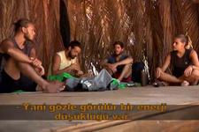 Survivor fragmanı 'Hilmi, Damla ve Murat da yeterli olmadı'