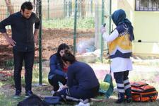 Diyarbakır'da okulda dehşet! Kafasına sıkıp herkesi tehdit etti