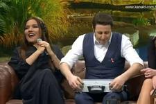 Beyaz Show'da İlker Ayrık'tan Demet Akalın'a acı sürpriz
