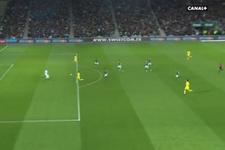 Edinson Cavani mutlak gol pozisyonundan yararlanamadı