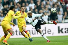 Beşiktaş Göztepe maçı geniş özeti ve golleri
