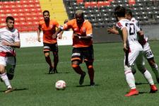 Adanaspor'dan farklı galibiyet