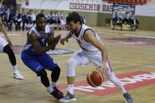 Eskişehir Basket evinde geçit vermedi