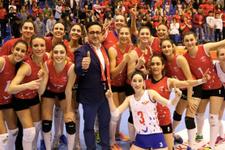 THY Bayan Voleybol Takımı'nın hedefi: Avrupa Kupası