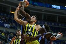 Fenerbahçe potada Trabzonspor'u devirdi